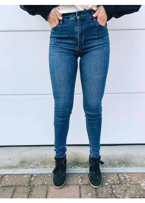 Homage Homage Skinny Jeans - Mid Blue