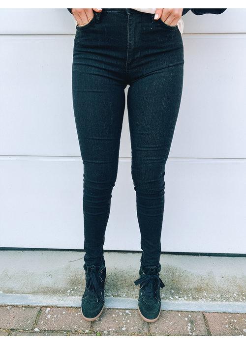 Homage Homage Skinny Jeans  - Black Used