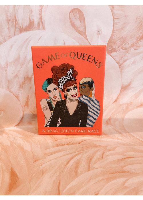 Spel - Game of Queens
