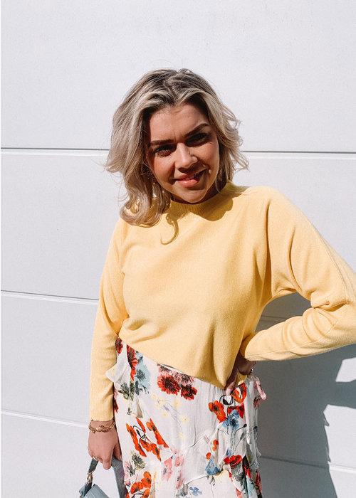 Nuni Knit - Yellow