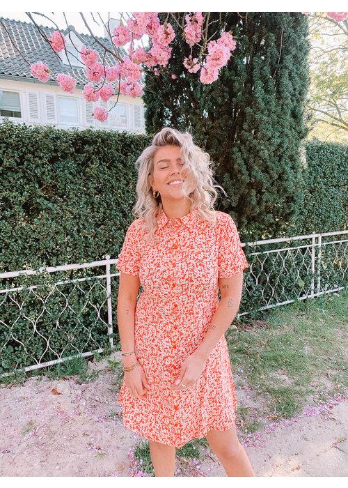 Monsi Shirt Dress - Grenadine