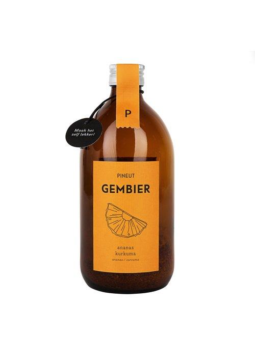 Pineut - Gembier Ananas/Kurkuma