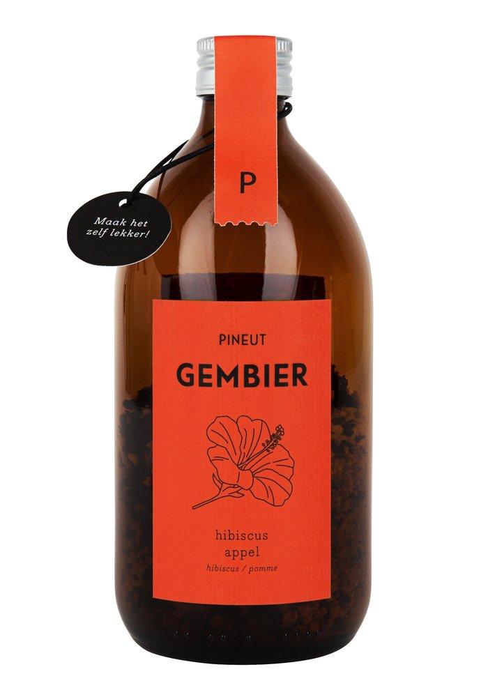 Pineut - Gembier Hibiscus/Appel
