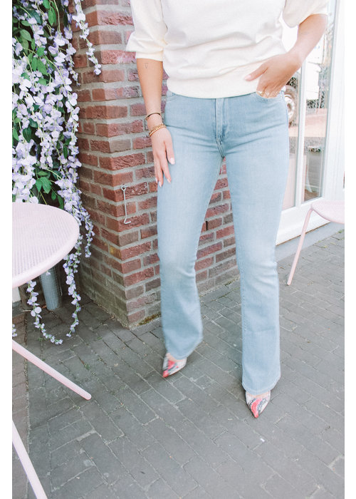 Homage Homage - Flared Jeans Light Vintage