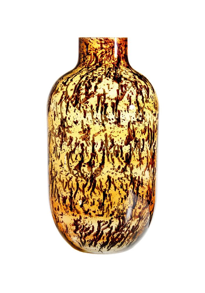 & Klevering - Vase Leopard Speckle large