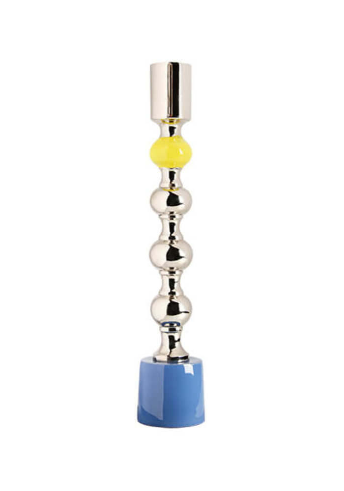 & Klevering - Metal Candle Holder Large