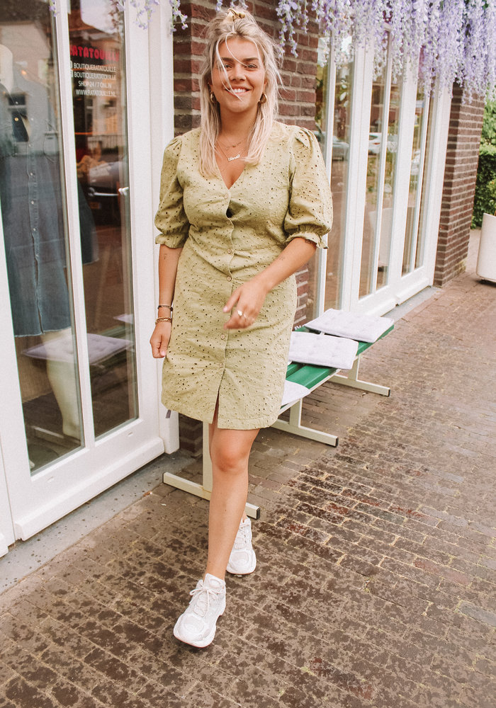 Moves - Arillo Dress Olive