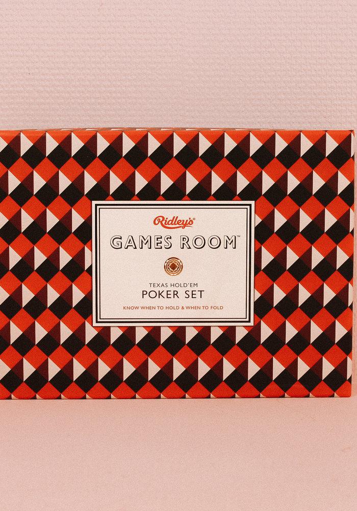 Ridley's - Poker Set