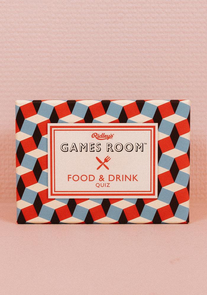 Ridley's - Food & Drink Quiz