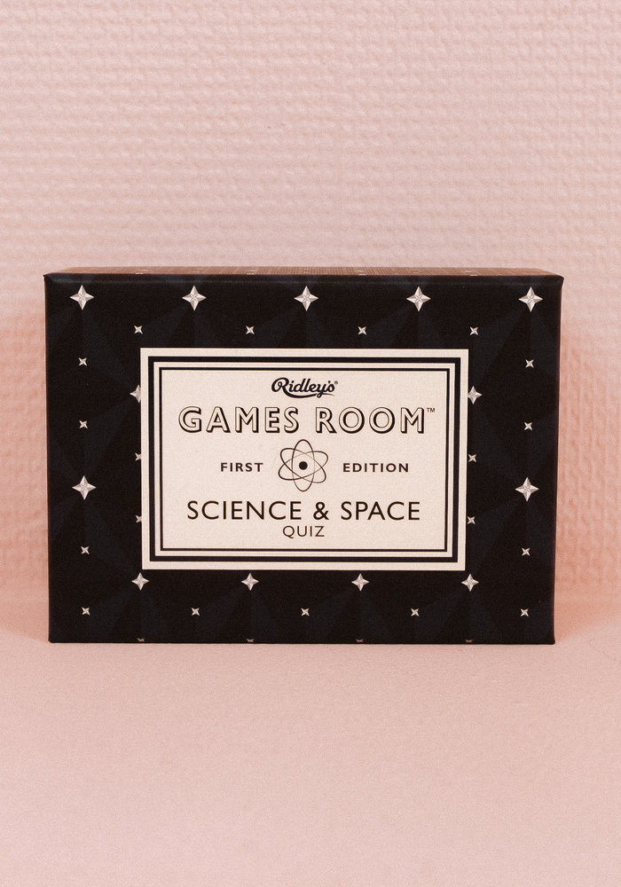 Ridley's - Trivia Science & Space