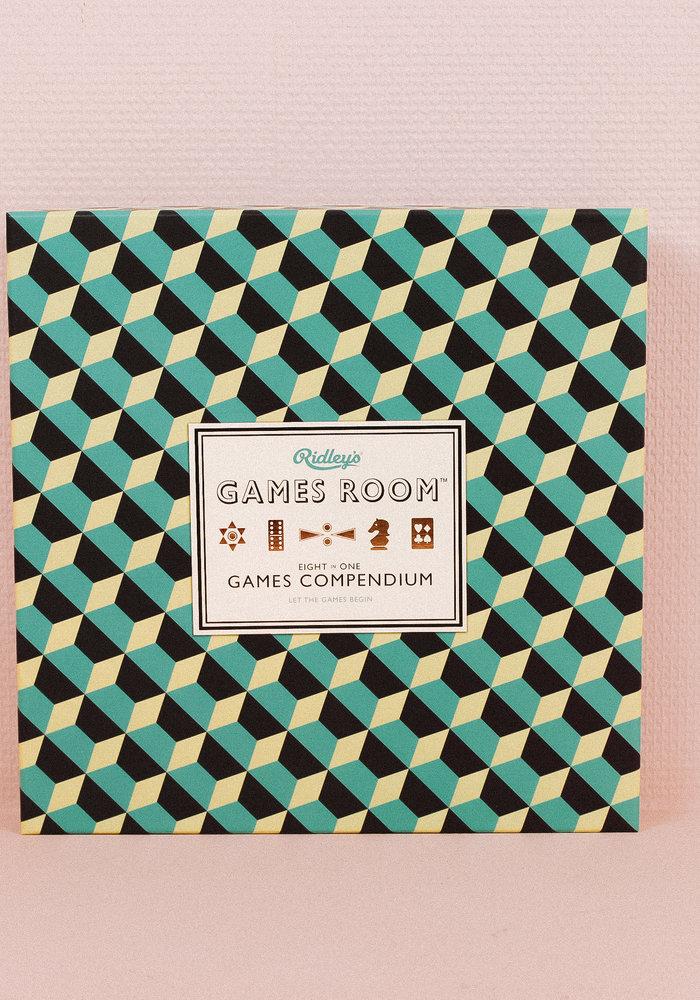 Ridley's - Games Compendium