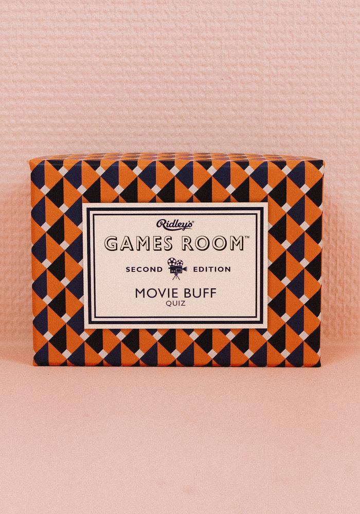 Ridley's - Movie Buff Quiz