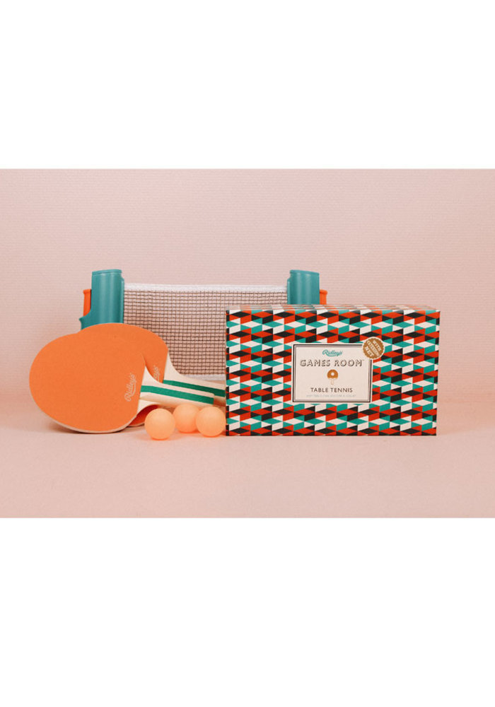 Ridley's - Table Tennis Set