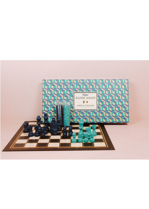 Ridley's - Chess & Checkers