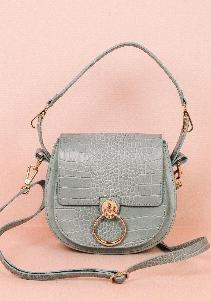 Gianna Croco - Blue Bag