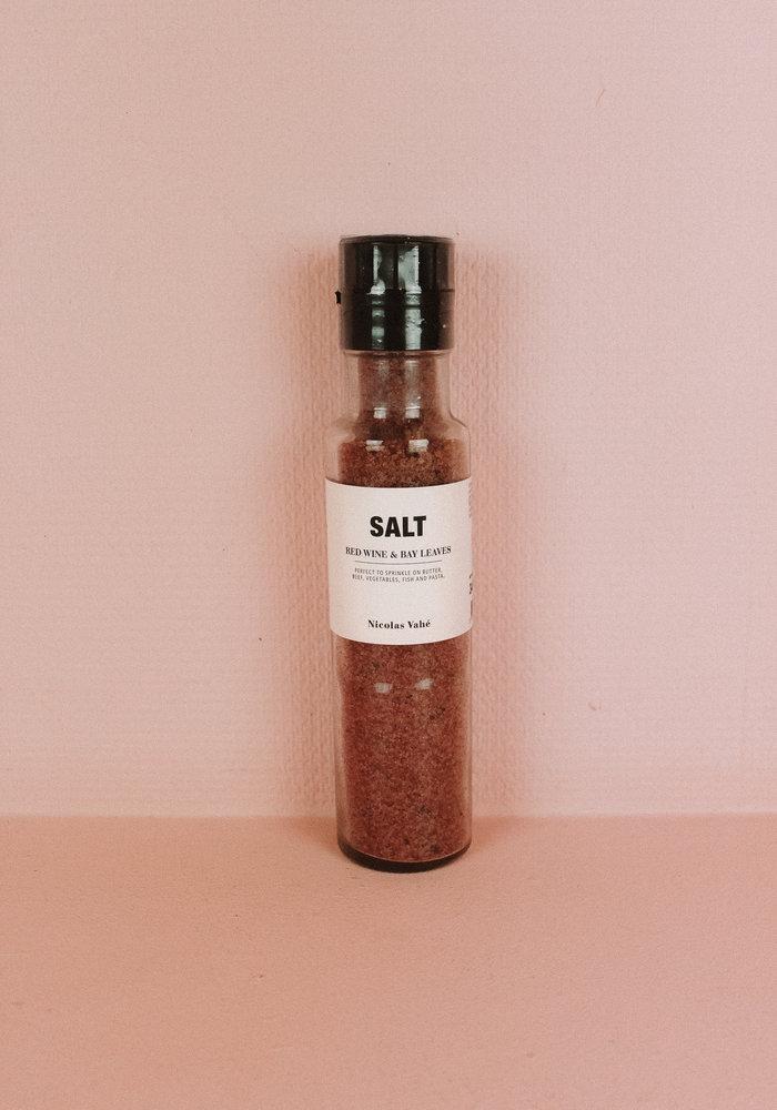 Nicolas Vahe - Salt Redwine & Bay Leaves