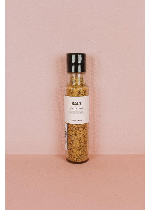 Nicolas Vahe Nicolas Vahe - Salt Lemon & Thyme