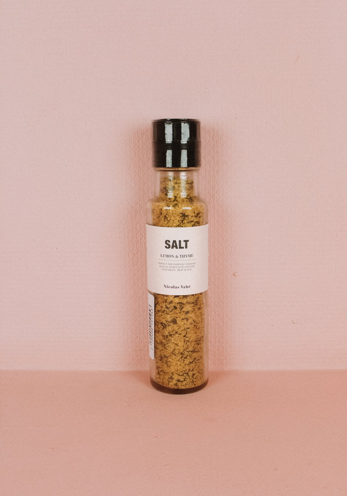 Nicolas Vahe - Salt Lemon & Thyme