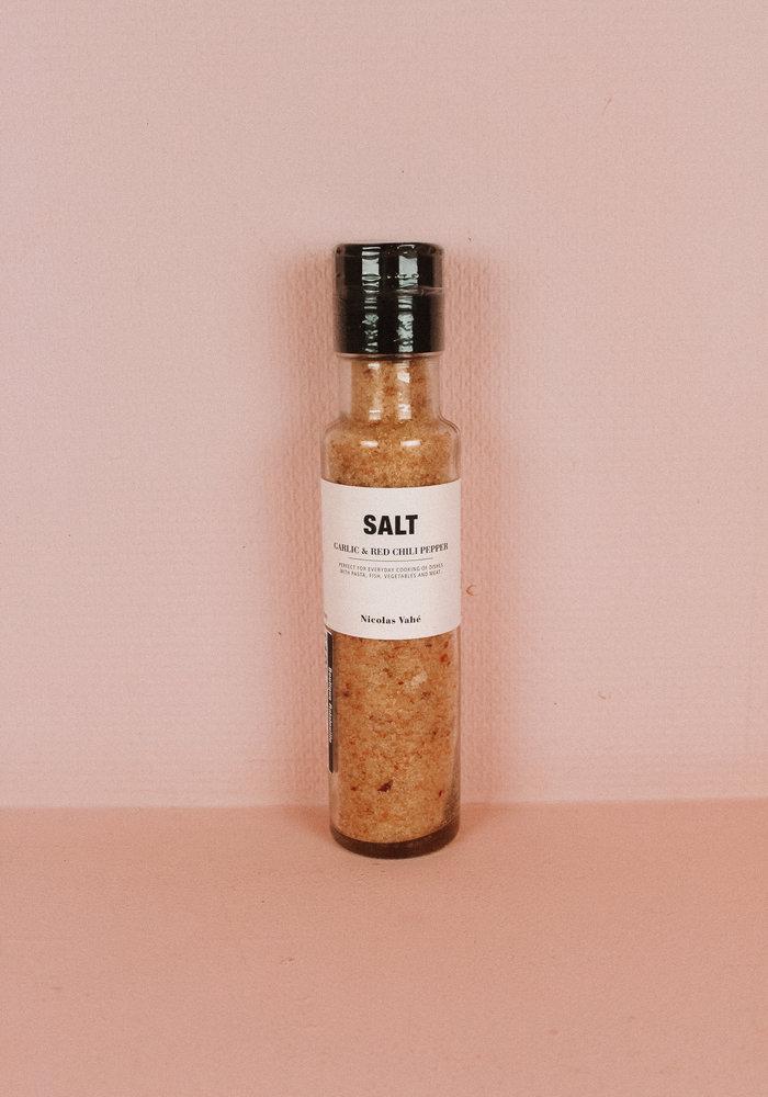 Nicolas Vahe - Salt, Garlic & Red Pepper