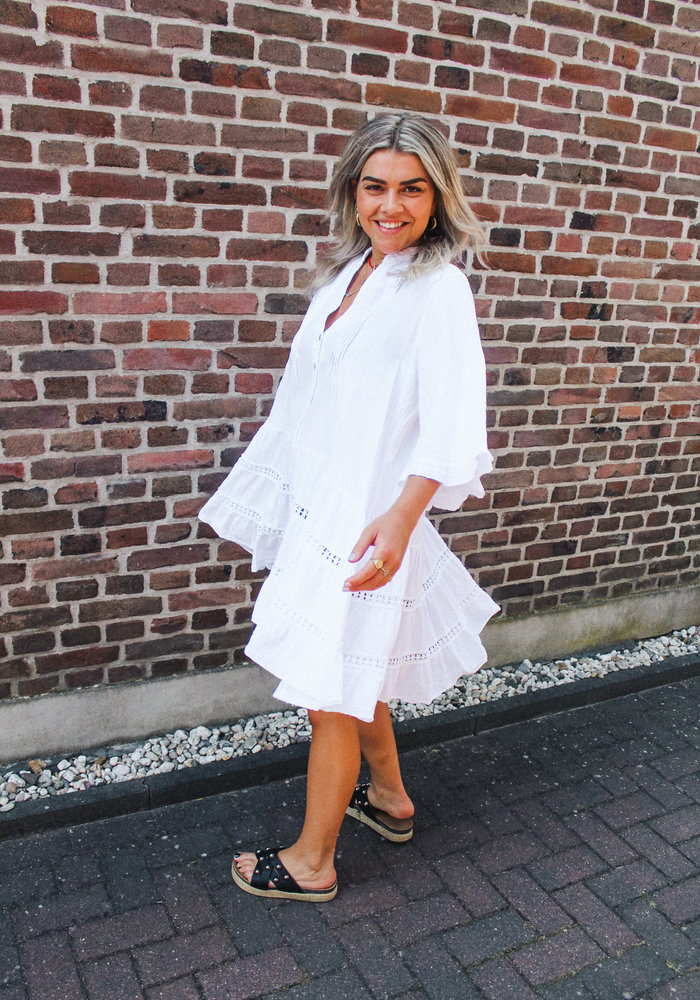 Ratatouille - White Dress