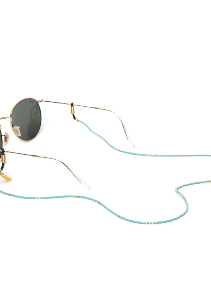 Le Veer - Breeze Sunnycord Turquoise