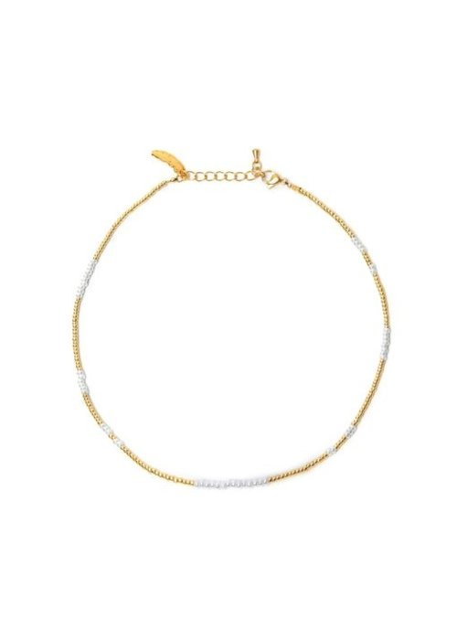 Le veer Le Veer - Anna Pearl Necklace