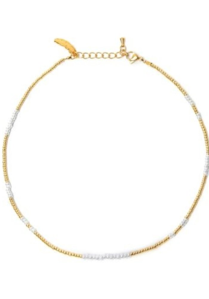 Le Veer - Anna Pearl Necklace