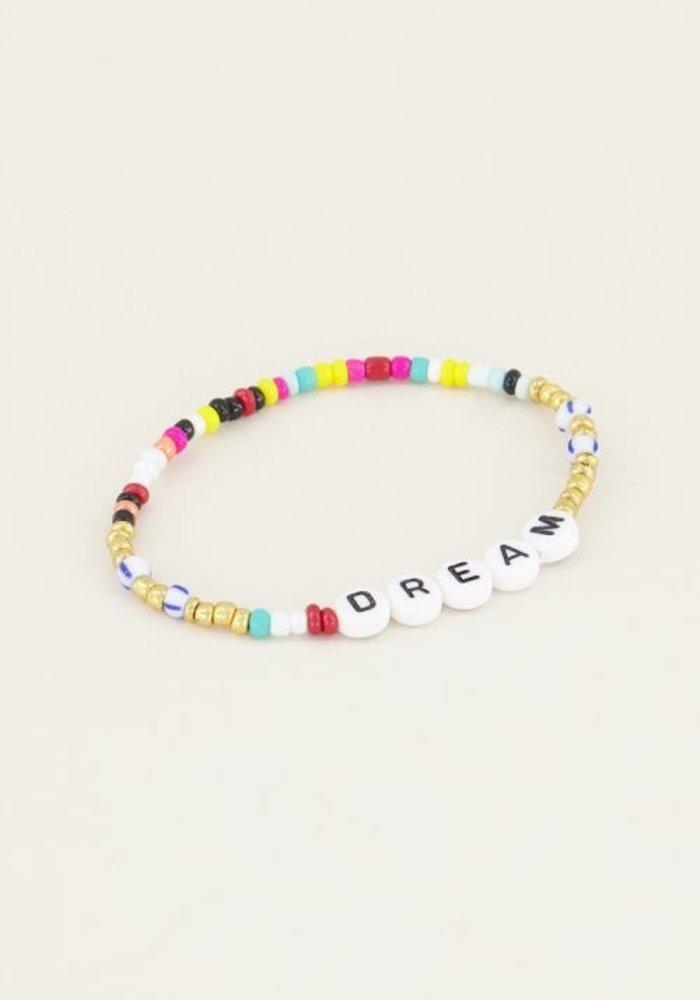 My Jewellery - Armband kralen & dream