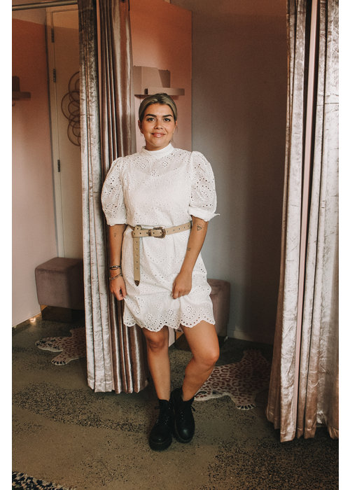Sisterspoint  - Broderie Dress