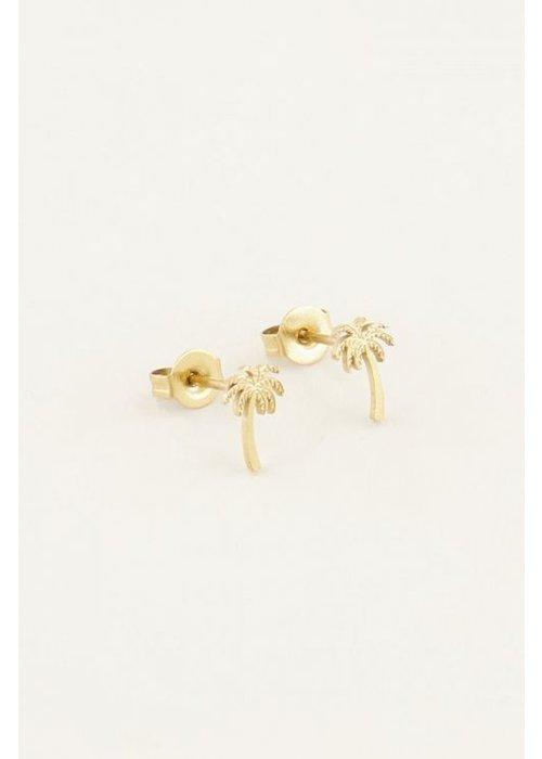 My Jewellery - studs palmboom