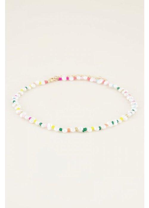 My Jewellery - Ketting parels en kralen