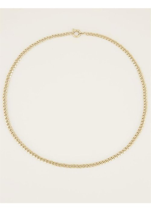 My Jewellery - Bold chain necklace long