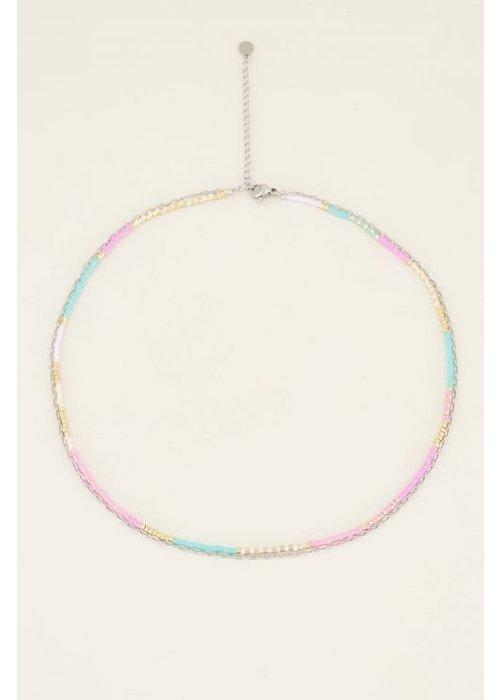 My Jewellery - dubbele ketting kralen