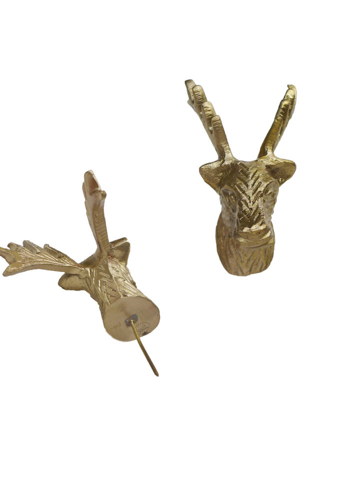 Doing Goods - DALLES DEER CANDLE PIN