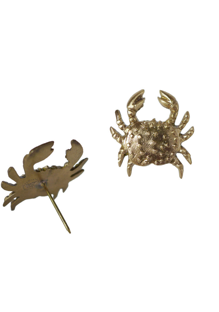 Doing Goods - BOBBY CRAB CANDLE PIN
