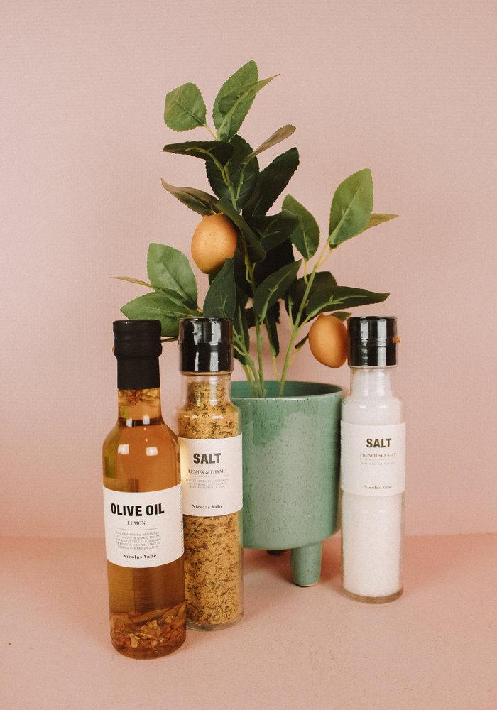 Nicolas Vahe - Olive Oil Lemon