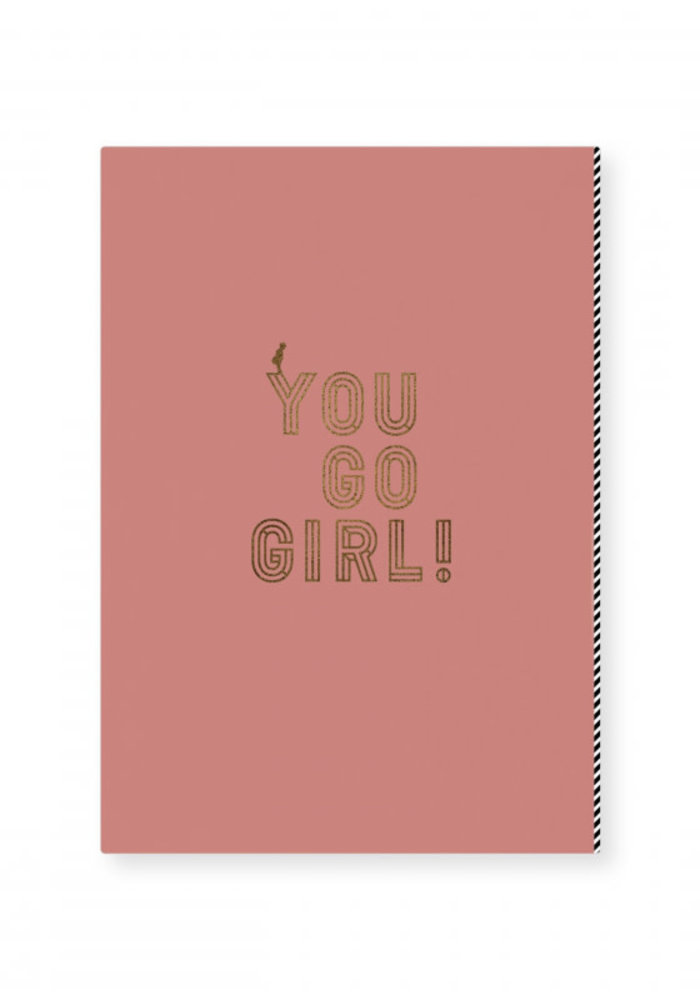 Kaart You Go - Girl!
