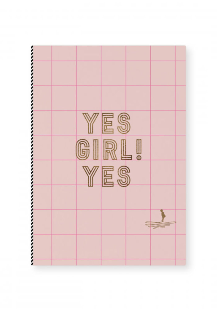 Kaart - Yes Girl! Yes