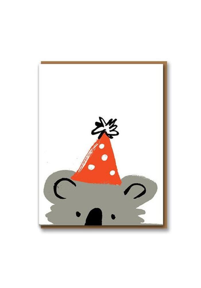 Kaart -  Birthday Koala