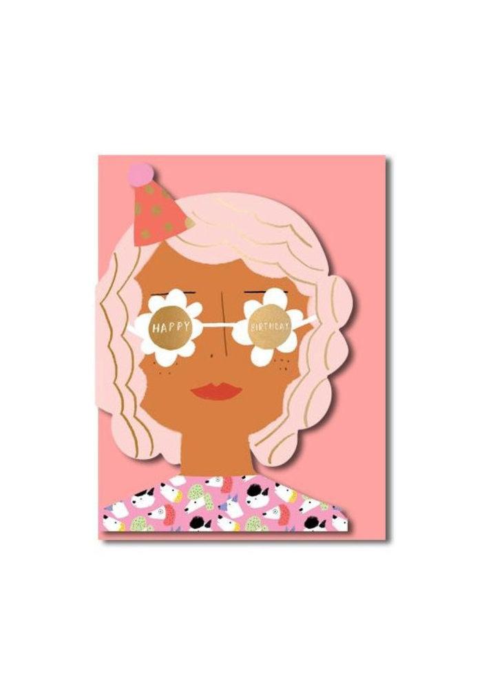 Kaart -  Party Girl Sunglasses