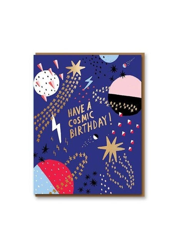 Card Company - Kaart Interstellar
