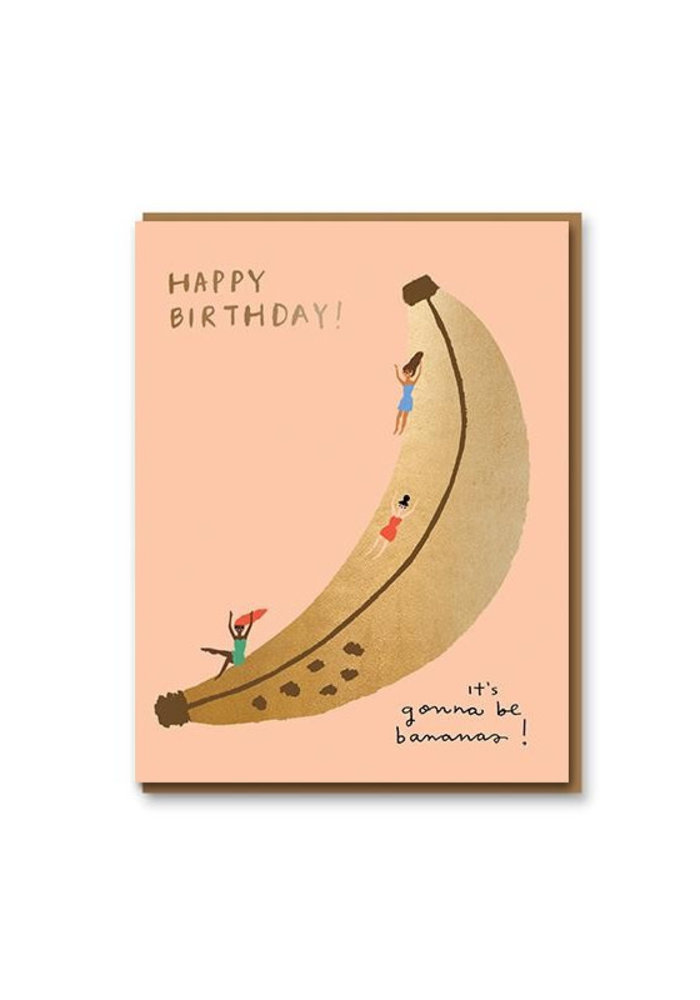 Card Company - Kaart Banana slide