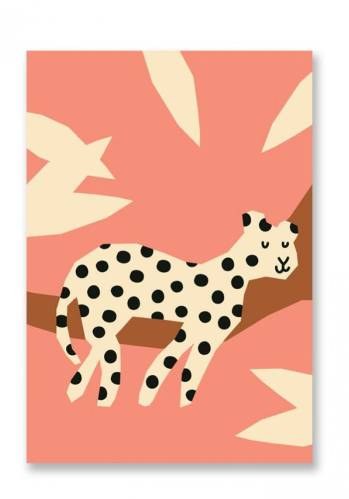 Kaart - Leopard