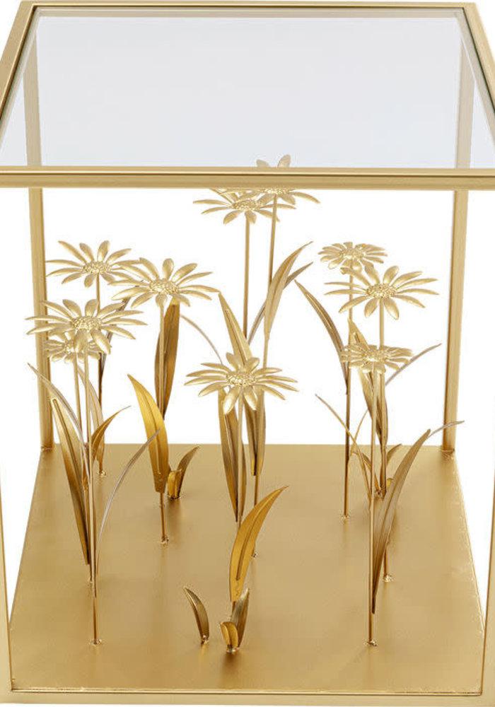 Side Table - Flower Meadow Gold