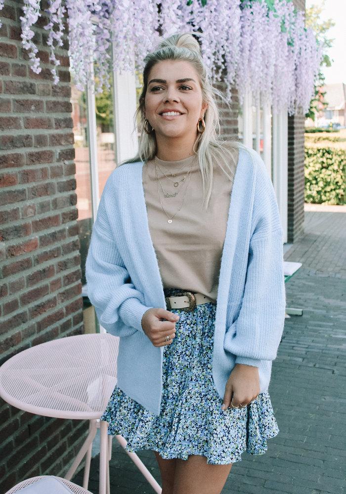 NC - Vest Lichtblauw