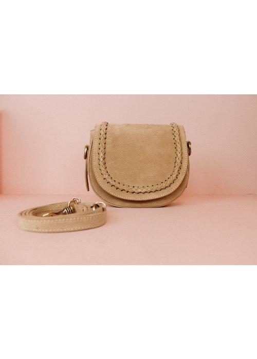 Chelsea Bag - Suede