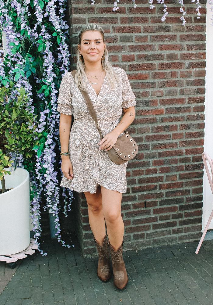 Britney - Wrapp Dress