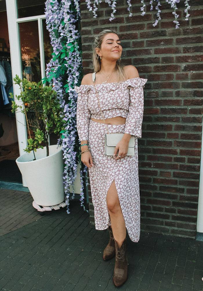 Vendela Split - Skirt