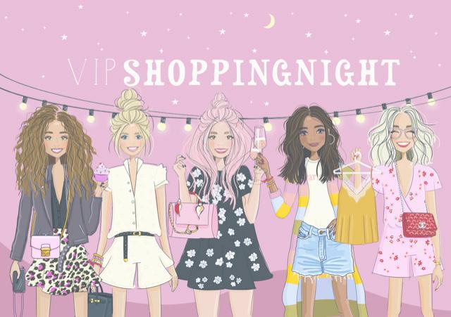 VIP Shoppingnight
