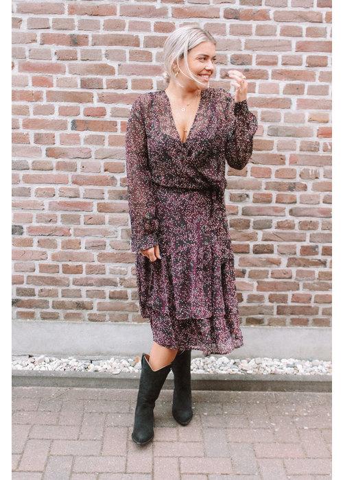 Freebird Freebird - Gaia Midi Skirt Purple